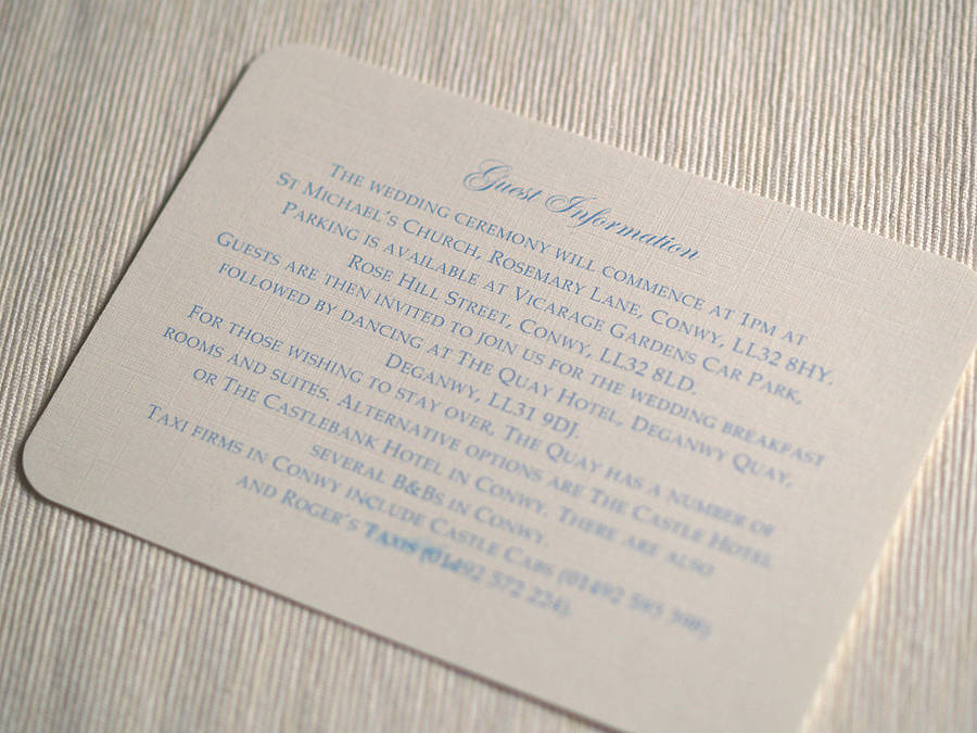 Snowflake Winter Themed Wedding Invitations By Beautiful