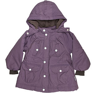 Wiwica Girls Winter Coat