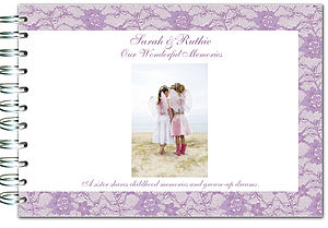 Personalised Sister Book