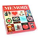 Retro Style Memory Game