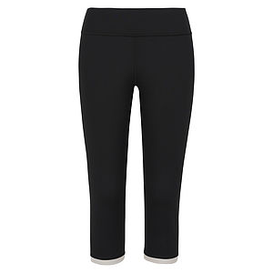 Manson Micro Workout Crop Leggings
