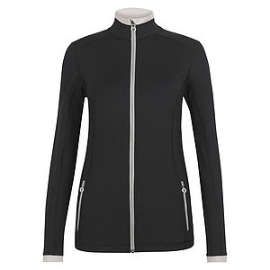 Manson Micro Work Out Jacket - activewear