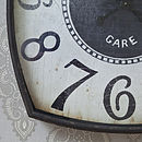 Cafe Du Gare Clock