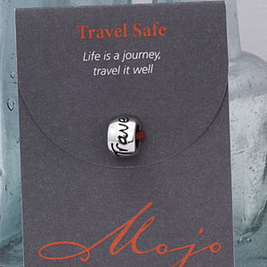 Travel Safe Mojo Charm Bead - charms