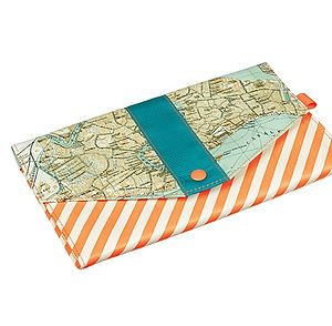 Venice Travel Wallet - make-up & wash bags