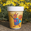 Boo Bunny Melamine Child's Beaker