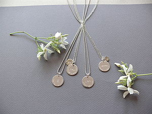 Bespoke Order For Claire - charm jewellery