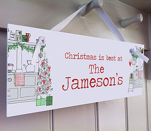 Christmas Sign - signs & decorative letters