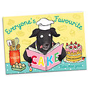 'Everyone's Favourite Cake' Mini Storybook