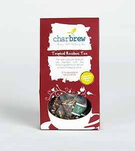 Tropical Rooibos Tea - food & drink gifts