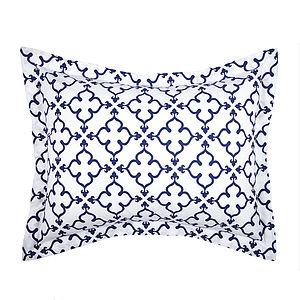 John Robshaw Pipal Indigo Pillow