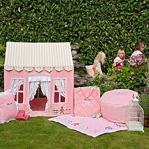 Gingerbread Cottage Playhouse - toys & games