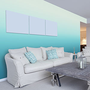 Colour Blend Self Adhesive Wallpaper - home decorating