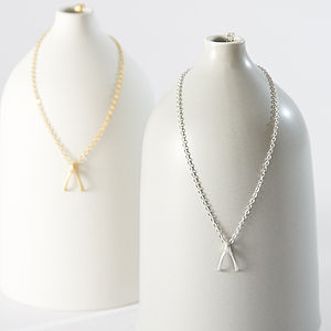 Baby Wishbone Necklaces