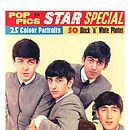 Beatles Pop Star Print