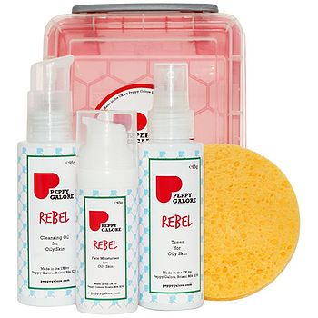 Rebel Gift Set For Oily Skin