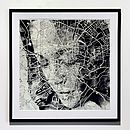 Norwich Map Portrait Print