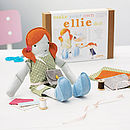 Personalised Make Your Own Doll Kit