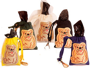 Pooch Pouch - food, feeding & treats