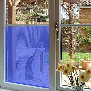 Translucent Coloured Window Film