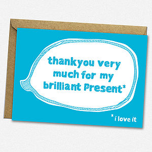 Set Of Ten Thank You Cards - cards & invitations