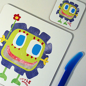 Little Monster Placemat - tableware