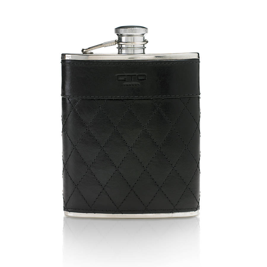 250 hip flask by gto london