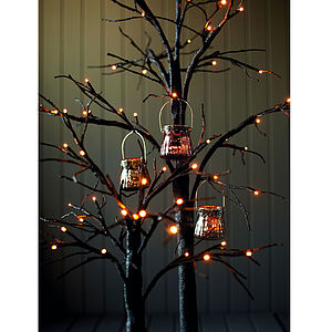 Decorative Tree With 24 LED Lights - lighting