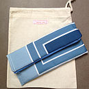 Thumb vintage scarf graphic clutch bag