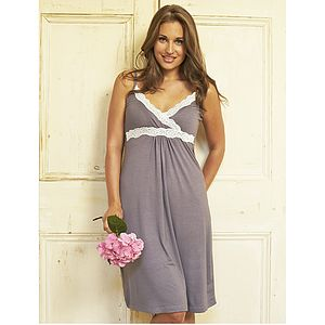 Radiance Maternity / Nursing Nightdress - women's fashion