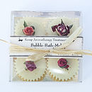 Four Pack Aromatherapy Bath Melts