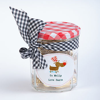 Personalised Christmas Gift Labels X12