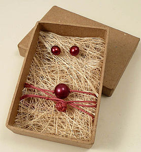 Chinese Knot Gift Set - jewellery