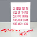 Elf Christmas Cards