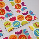 Candyland Baubles HoHoHo
