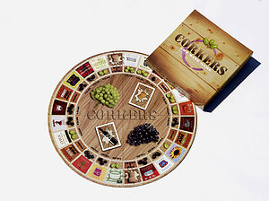 Corkers The Fantastic New Wine Game - toys & games