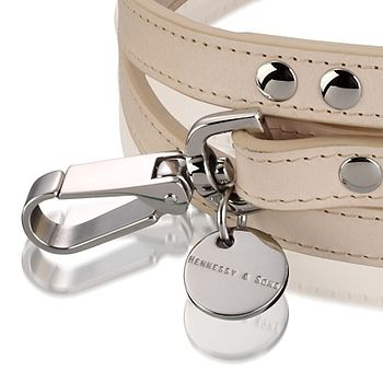 Hennessy & Sons Natural LV Leash - Clasp
