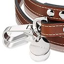 Hennessy & Sons Royal - Red Brown - Clasp