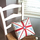 Flag Cushion Sewing Kit