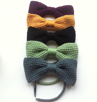Bow Headband Colour Options