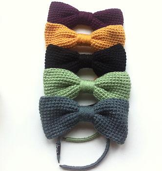 Bow Headband Colour Options