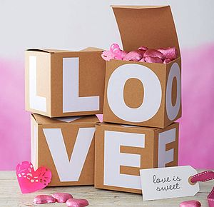 Alphabet Gift Box - shop by price