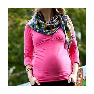 Fair Trade Akua Ba Maternity Top - maternity