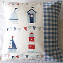 Nautical Cushion Cover