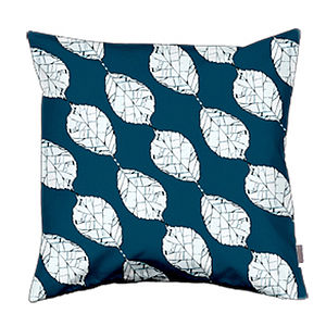 Beech Leaves Cushion - cushions