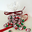 Christmas Foil Covered Chocolates