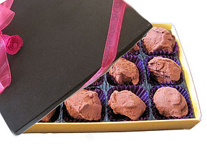 12 Chilli Truffles In Giftbox