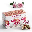 Chamomile Rose Tea Gems
