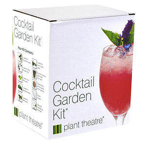Cocktail Garden Kit – Six Varieties To Grow