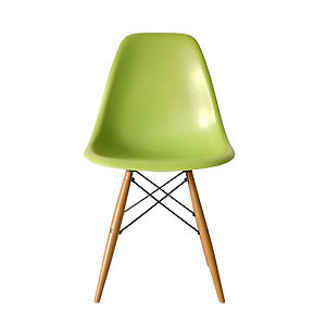 Coloured Dining Chair, Scandinavian Style - furniture